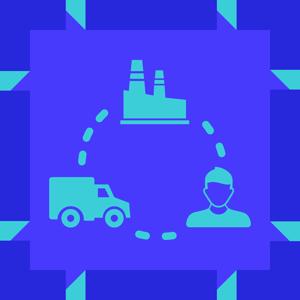 Industry Blockchain Use Supply Chain