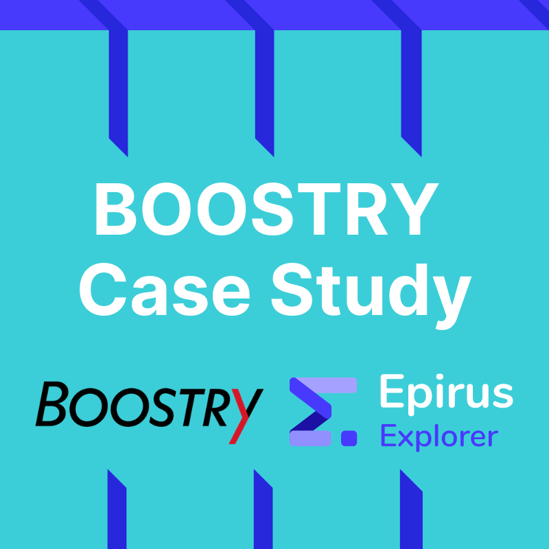 BOOSTRY  Case Study