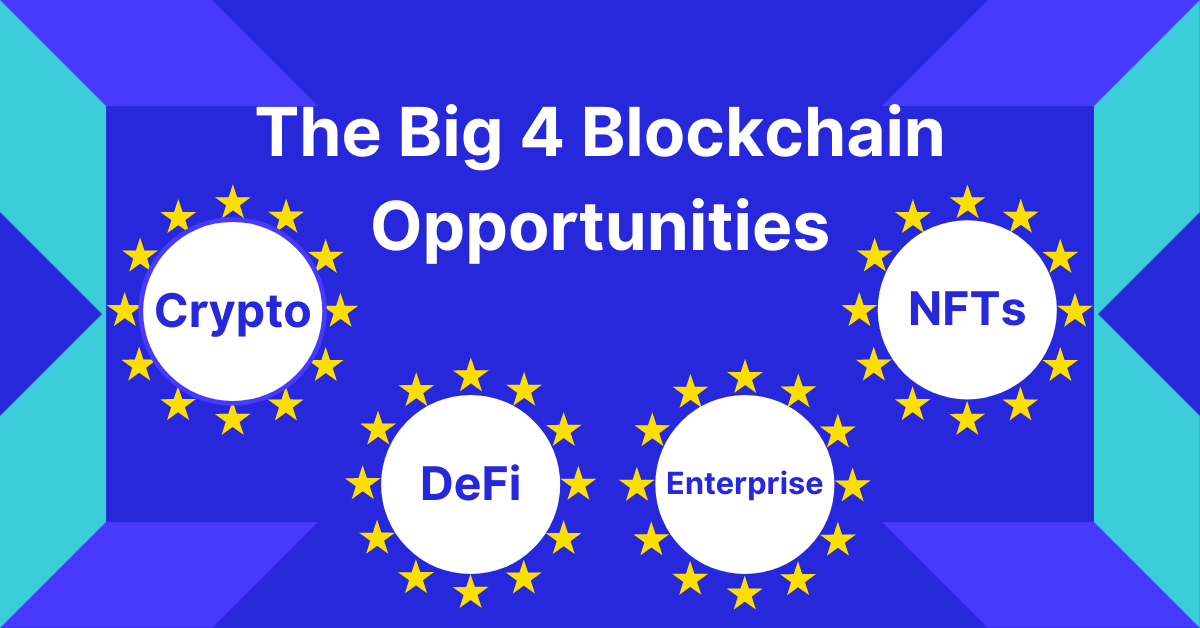 The Big 4 Blockchain Opportunities Blog (1)